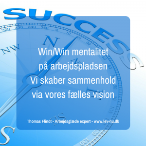 En win-win success-2