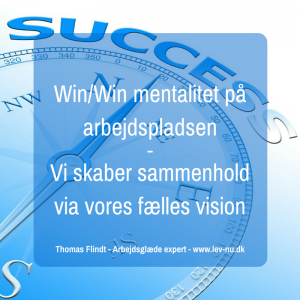 En win-win success